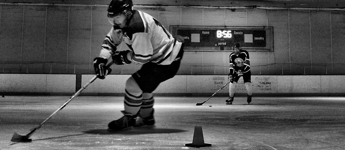 Skate Biz Adult Hockey School Toronto